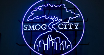Smog City Brewing, Torrance Ca.